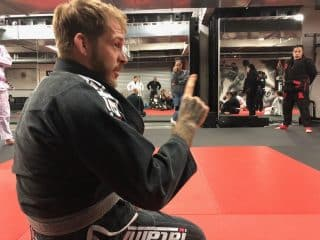 Recap of BJJ Professor Mike Fowler's Workshop in March