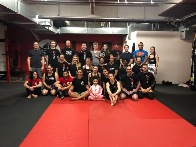 "Tiffany ""Timebomb"" Muay Thai Workshop and Charity Fundraiser Success"